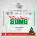 christmas song rockytee chiwendu omolayo