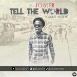 NEW MUSIC: EBI JOSEPH – TELL THE WORLD (LECREA COVER)