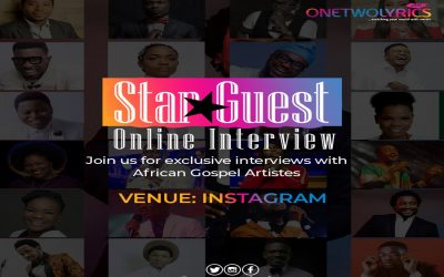 StarGuest 'An Exclusive Interview with Chiwendu', Platform Records