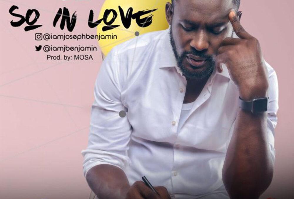 So In Love – Joseph Benjamin