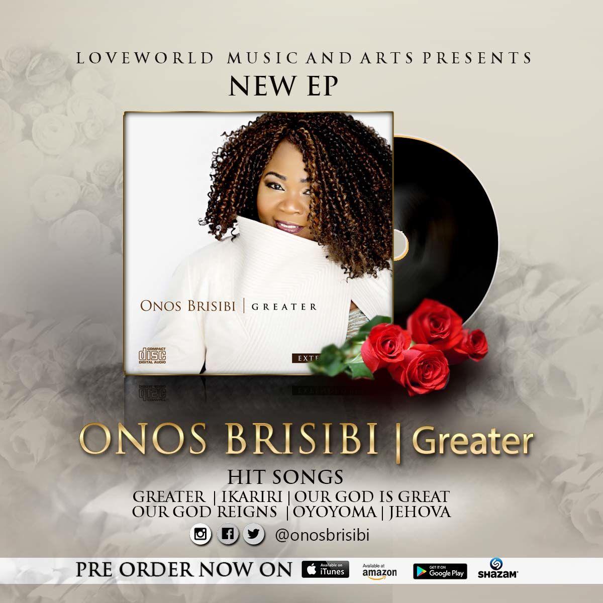 Greater – Onos Brisibi