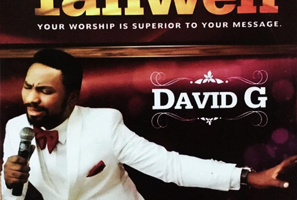 Turned My Life Around – David G
