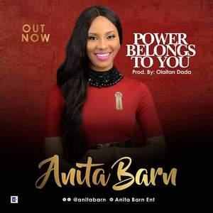 Power Belongs to You – Anita Barn