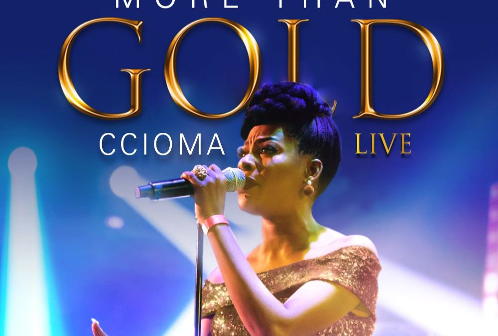 More Than Gold – Ccioma