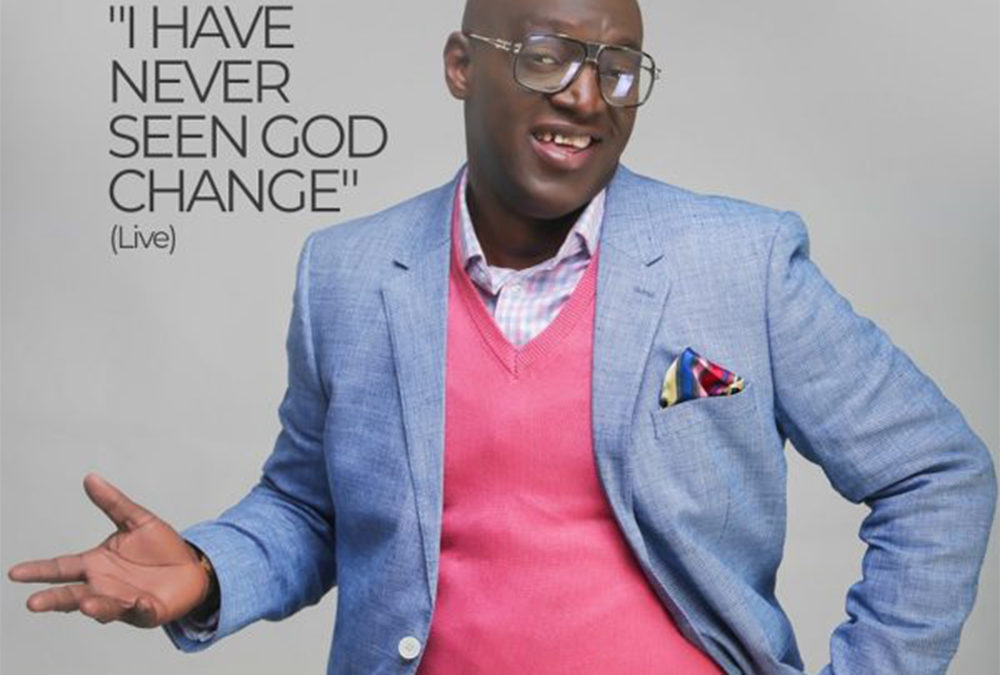 I Have Never Seen God Change – Sammie Okposo