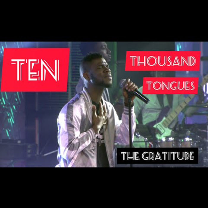 ten thousand tongues the gratitude coza