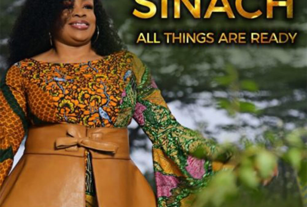 All Things Are Ready – Sinach