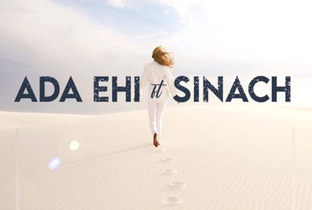 Fix My Eyes On You – Ada Ehi ft Sinach