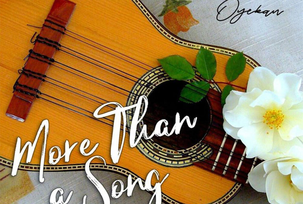 More Than A Song – Dunsin Oyekan