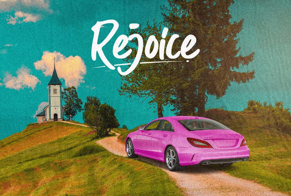 Rejoice – Oba Reengy