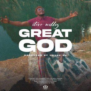 god-is-great-steve-williz